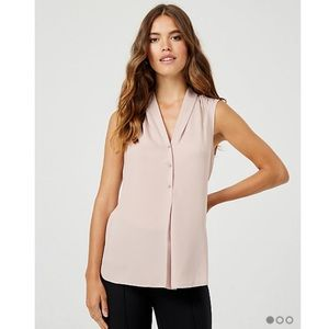 New Pink Le Chateau Sleeveless Top